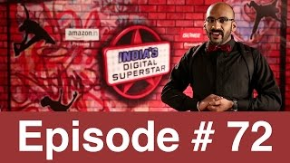 Episode 72 | Top 10 Videos | Special Appearence by Arshad Warsi | India's Digital Superstar
